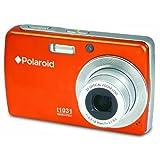 Polaroid t1031 10.0 MP Digital Still Camera with 3.0 LCD Display (Orange) ~ Polaroid