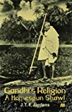 img - for Gandhi's Religion: A Homespun Shawl book / textbook / text book