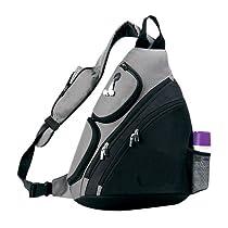 Yens® Fantasybag Urban sport sling pack-GreySB-6826