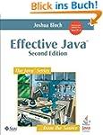 Effective Java (2nd Edition): A Progr...
