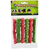Ware Rice Pops Small Pet Fun Chew Treat, Large
