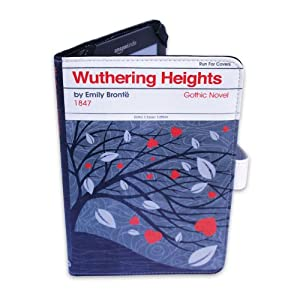 Wuthering Heights by Emily Bronte - E-Reader Cover for Kindle & Kobo Keyboard