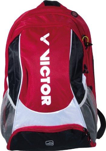 Victor V-Rucksack 9100 Sport Bag - Black/Red/White, 55 x 35 x 21cm