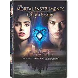 The Mortal Instruments: City of Bones  (+UltraViolet Digital Copy)