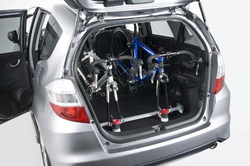 自転車の 自転車 車載 スタンド 自作 : ... エクセル] 車載用ベース 2台用