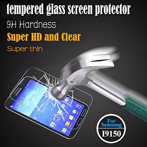 Anti-Explosion Tempered Glass Screen Protector For Samsung Galaxy Mega 5.8 I9150 Anti-Shatter Screen Protector Film