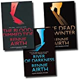A John Madden Mystery Series Collection Rennie Airth 3 Books Set (The Dead Of Winter, The Blood Dimmed Tide, River of Darkness) Rennie Airth