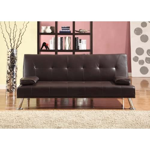 Popular 12 Leather Brown 3 Seater Sofas