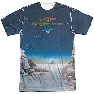 Sublimation: Drama Yes T-Shirt
