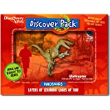 Dinosaur Discover Pack, Utahraptor ~ Discovery Post