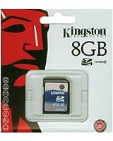 Kingston Carte SD Standard SD4/8GB SDHC Classe 4 - 8Go