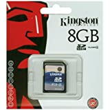 Kingston SD4/8GB 8GB SDHC Memory Cardby Kingston