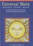 Universal Waite Pocket Tarot Cards