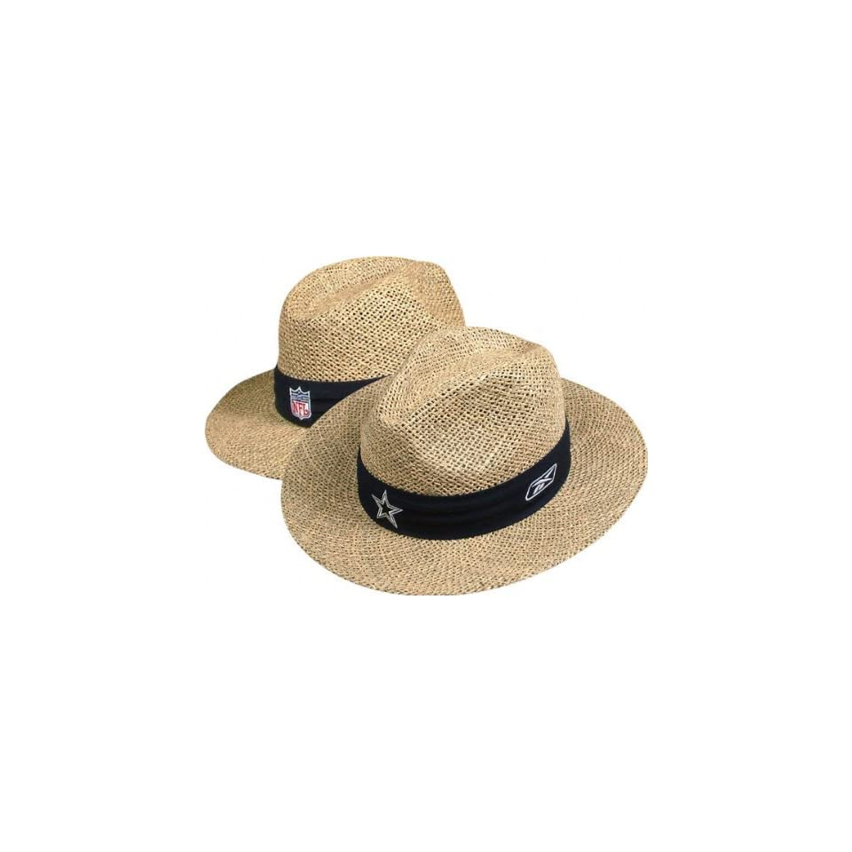 b8c38cd1 Dallas Cowboys Pre Season Coachs Straw Hat on PopScreen