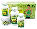 Slim Green Kit with 4 Diet Supplements - Appetite Suppressant - Fat Burning - Weight Control - Slimming Cream