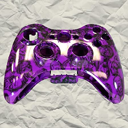 Purple Zombie XBOX 360 Controller Shell | Controller Mod