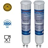 IcePure RFC0800A-2pk Water Filter to Replace Whirlpool, PUR, Kenmore, Sears (Pack of 2)