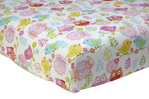Owl Baby Bedding Set 2938 front
