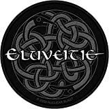 Eluveitie Woven Patch Black