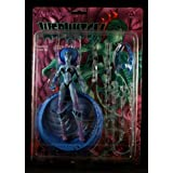 WEBWITCH * BLUE VARIANT * Avatar Press 7 Inch RENDITION 1998 Action Figure & Accessories ~ Rendition