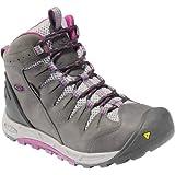 Keen Bryce half boots Ladies Mid, WP grey/pink half boots