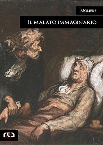Moliere - Il malato immaginario: 292 (Classici) (Italian Edition)
