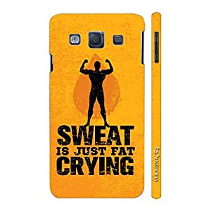 Enthopia Designer Hardshell Case Fat Crying Back Cover for Samsung Galaxy S3 Neo