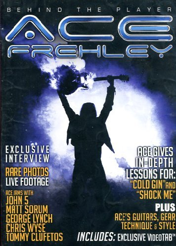 Frehley Ace - Behind The Player - Dvd