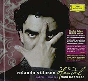 Handel Arias (Cd+Dvd)