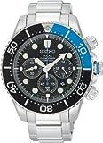 [セイコー]SEIKO 腕時計 ソーラー ダイバーズクロノ 逆輸入 海外モデル SSC017PC メンズ 【逆輸入品】
