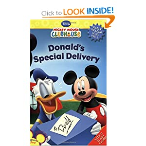 Donald's Special Delivery (World of Reading) by Susan Ring