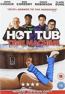 Hot Tub Time Machine [DVD]