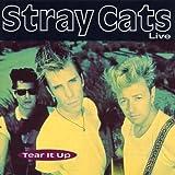 echange, troc Stray Cats - Tear It Up-Live