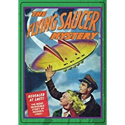 Flying Saucer Mystery - A For Andromeda