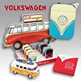 Volkswagen VW SAMBA BUS #6 Gas-Feuerzeug NEU+OVP