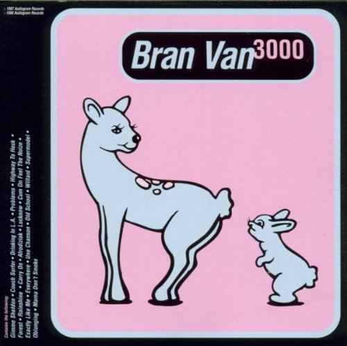 Bran Van 3000, Glee [Audio CD] Bran Van 3000