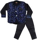 Kids Era Boys' Clothing Set (2216 Royal_4-5 Years, Royal)