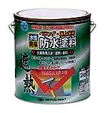 ニッペ 水性ベランダ・屋上床用防水塗料 3K ライトグレー
