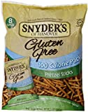 Snyder's of Hanover Gluten Free Pretzels Multipack, 100 Calorie, 7.2 Ounce
