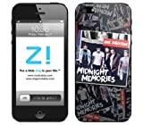 MusicSkins iPhone5s/5c/5用スキンシール One Direction - Midnight Memories