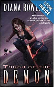 Kara Gillian 05 - Touch Of The Demon 32k Unabridged [Audible] - Diana Rowland