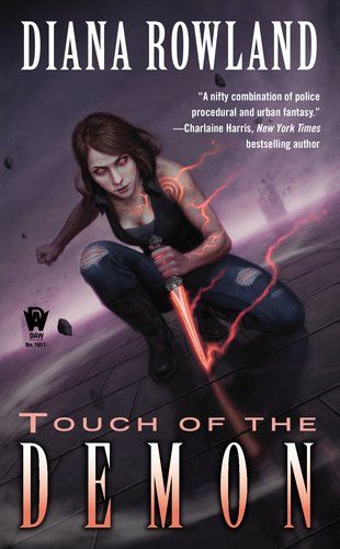 Touch of the Demon: Demon Novels, Book Five (Kara Gillian)