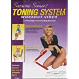 Suzanne Somers' Toning System Workout Video: 12 Great Upper & Lower Body Excercises ~ Suzanne Somers
