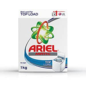 Ariel Matic Top Load Detergent Washing Powder - 1 kg