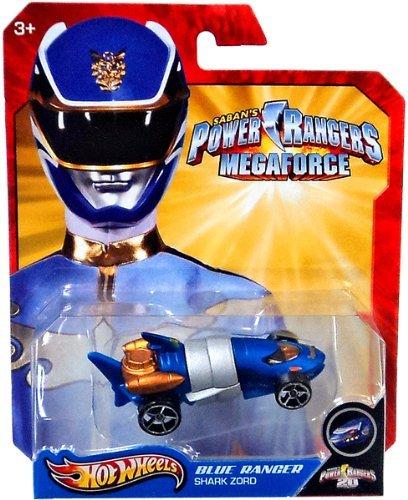 Saban's Power Rangers Megaforce MEGA STRIKE RACER, 20TH ANNIVERSARY VEHICLE - 1