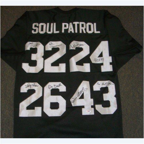 detailed look bd579 5dae7 Raider Discount: Oakland Raiders Soul Patrol (Tatum, Thomas ...