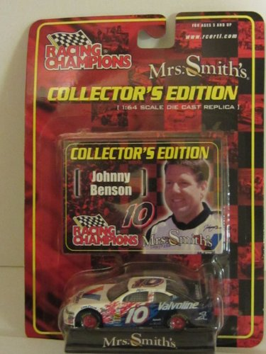 Johnny Benson #10 1:64 Scale Die Cast Replica