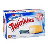 Hostess Twinkies Golden Sponge Cake 425g