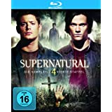 Supernatural - Die komplette vierte Staffel (4 Blu-rays) [Blu-ray]von &#34;Jared Padalecki&#34;
