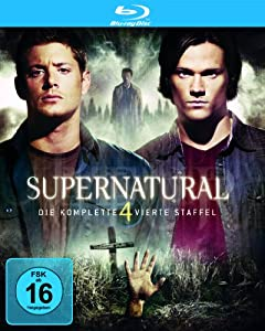 Supernatural - Staffel 4 [Alemania] [Blu-ray]